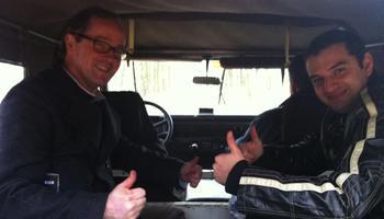 Uitstap Jeep tocht 1