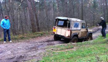Uitstap Jeep tocht 2