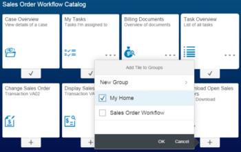 Workflow portal